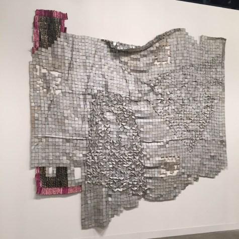 ART BASEL MIAMI BEACH | Jack Shaiman | El Anatsui