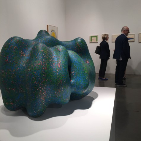 ART BASEL MIAMI BEACH | Franklin Parrasch | Ken Price | Fats, 1999, Acrylic on Fired Ceramic