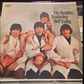 MIAMI 2014   History Miami  Beatles   Butcher Cover