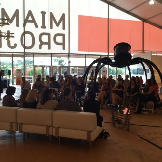 MIAMI PROJECT   The Importance of Women Artists in Today   Mel Chin Cabinet of Craving