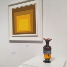 MIAMI PROJECT | Tibor De Nagy Gallery | Joseph Albers and Kathy Butteryly