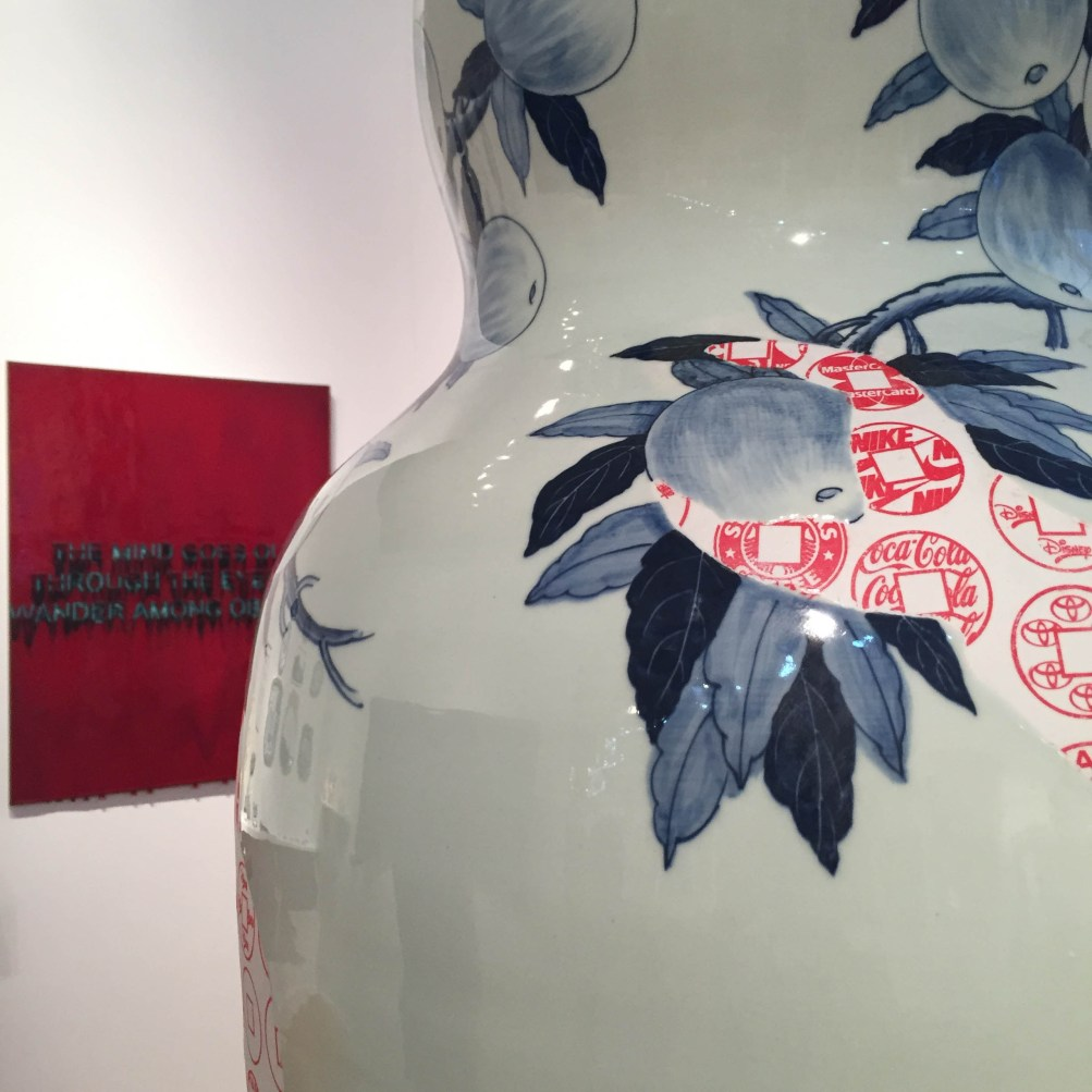 MIAMI PROJECT | Ferrin Contemporary | MADE IN CHINA: New Export Ware | Sin-ying Ho, Temptation Life of Goods; Robert Silverman