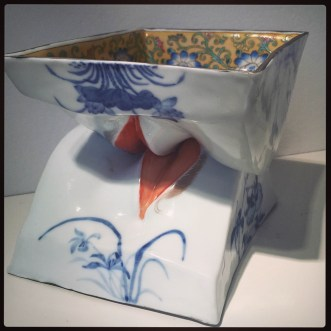 MIAMI PROJECT | Ferrin Contemporary | MADE IN CHINA: New Export Ware | Paul Mathieu | Kiss Bowls, Two Men