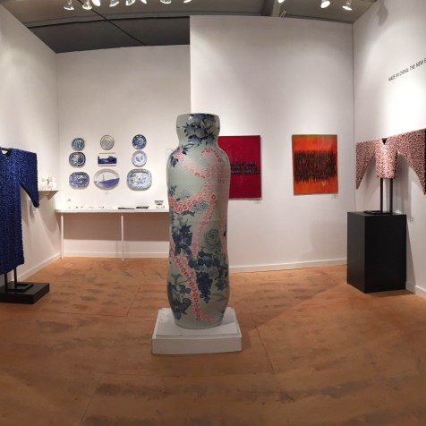 MIAMI PROJECT   Ferrin Contemporary   MADE IN CHINA: New Export Ware   Paul Scott, Sin-ying Ho, Robert Silverman, Caroline Cheng