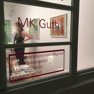 AQUA | Scene + Seen | Elisabeth Leach | MK Guth | Advice Station