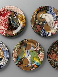 "Stephen Bowers, ""Plates"", Various 2015-7"