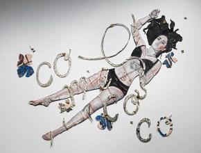 Cristina Córdova: Jungla installation. photo: Brian Oglesbee