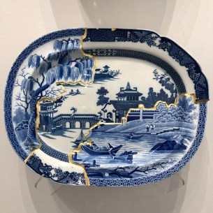 Paul Scott Striking Gold: Fuller at Fifty September 7, 2019- April 5, 2020 Fuller Craft Museum, Brockton MA