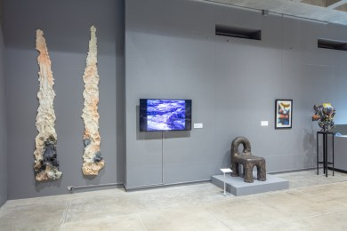 Earth Piece July 20, 2019- January 5, 2020 Everson Museum of Art, Syracuse, NY