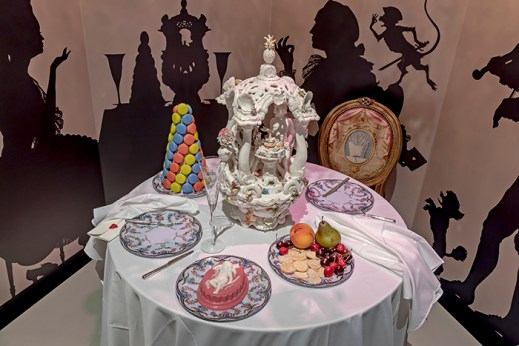 Gardnier Museum, 'Savour: Food Culture in the Age of Enlightenment', 2019, Installation View.
