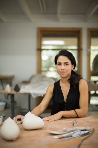 Cristina Córdova, Artist Portrait, 2018.