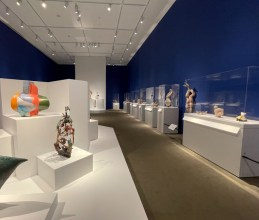 Shapes out of Nowhere, Installation View at The Metropolitan Museum of Art
