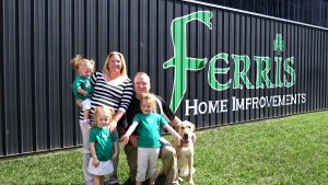 Ferris Home Improvements is a Family Owned Business in Delaware