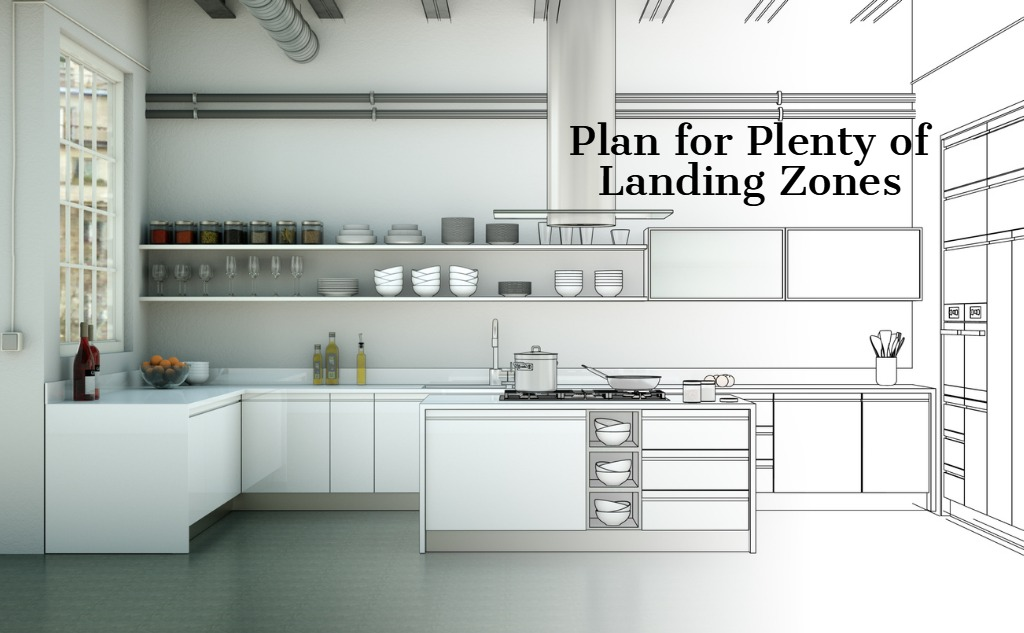 Plan for Plenty of Landing Zones