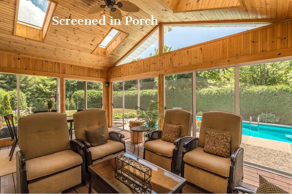 Screened in Porch Installation Contractor Delaware
