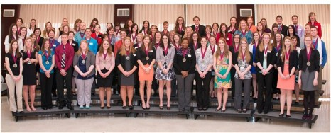 Honors Class of 2013