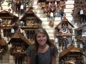 Cuckoo Clocks in the Black Forest, Germany