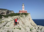 Lighthouse on Capri Island