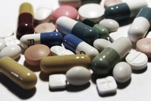 Pills, photo by flickr user emagineart. CC-licensed