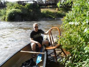 Day of Service: River Clean-Up