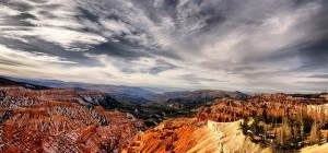 Cedar Breaks National Monument. Courtesy of marketing material from NCHC for the Cedar Breaks National Monument winter weekend.