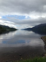 Loch Ness, Photo by Kelsey Burnside, used with permission by the Honors Program at Ferris State