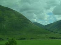 Scottish Highlands. Photo by Kathryn Wilson, used with permission by the Honors Program at Ferris State