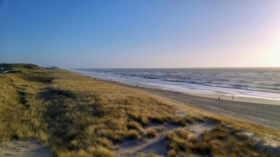 Sylt Strand Spaziergang Nordsee