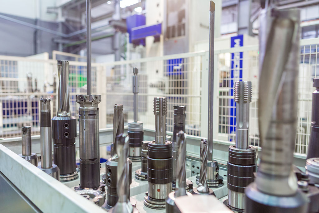 cnc machining bits