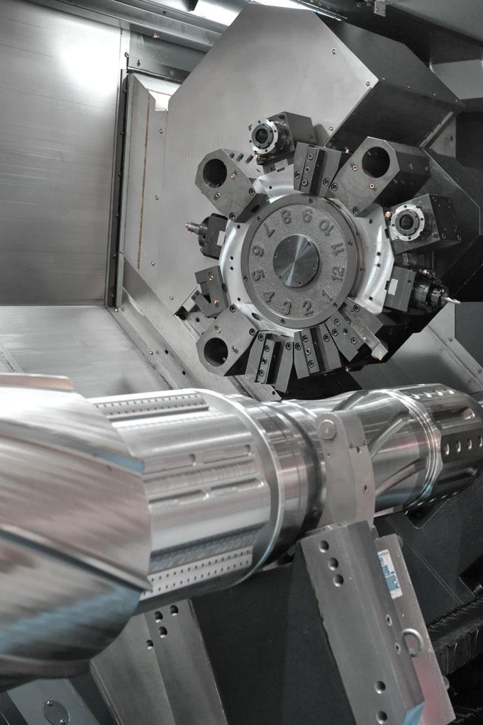 cnc machining complex parts