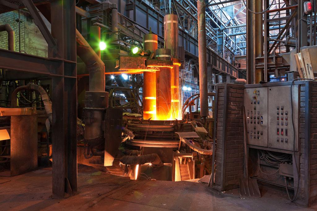 heat treating metal parts