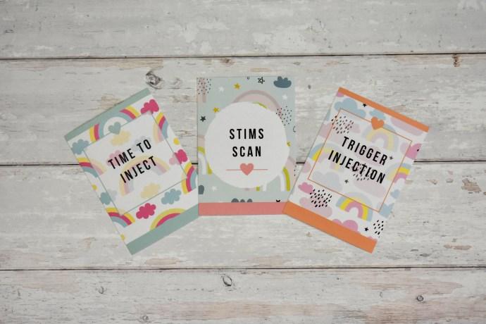 IVF Milestone Cards - Rainbow