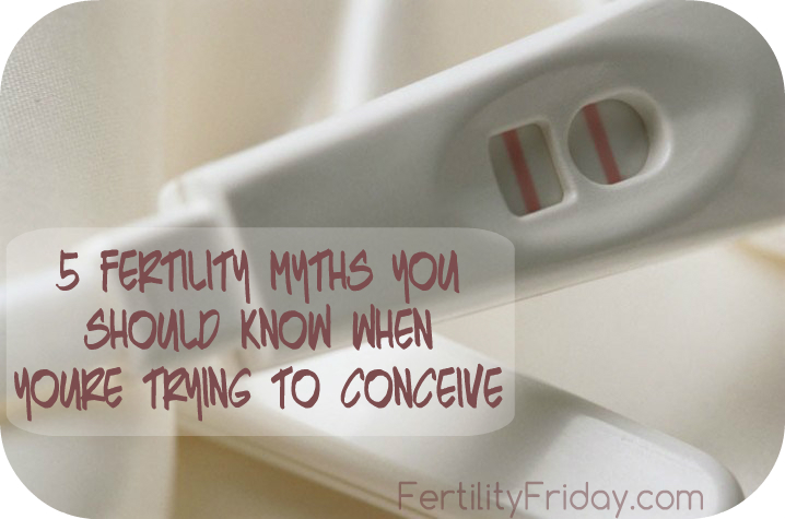 fertility myths