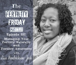 FFP 037 | Managing Your Fertility Naturally with Fertility Awareness | Lisa | Fertility Friday
