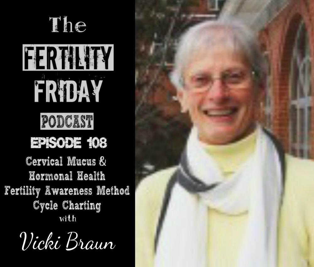 FFP 108 | Cervical Mucus & Hormonal Health | Fertility Awareness
