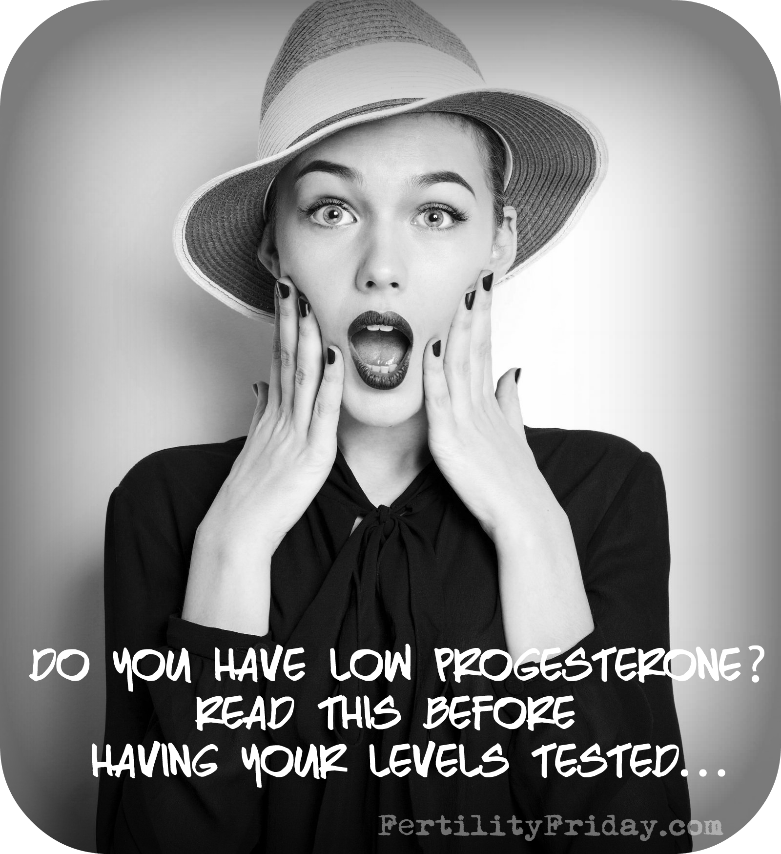 Do You Have Low Progesterone? Read This Before Having Your