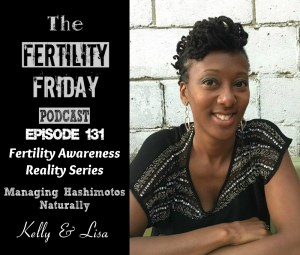 [On-Air Client Session] FFP 131 | Fertility Awareness Reality Series | Managing Hashimoto's Naturally | Going Gluten Free | Kelly & Lisa