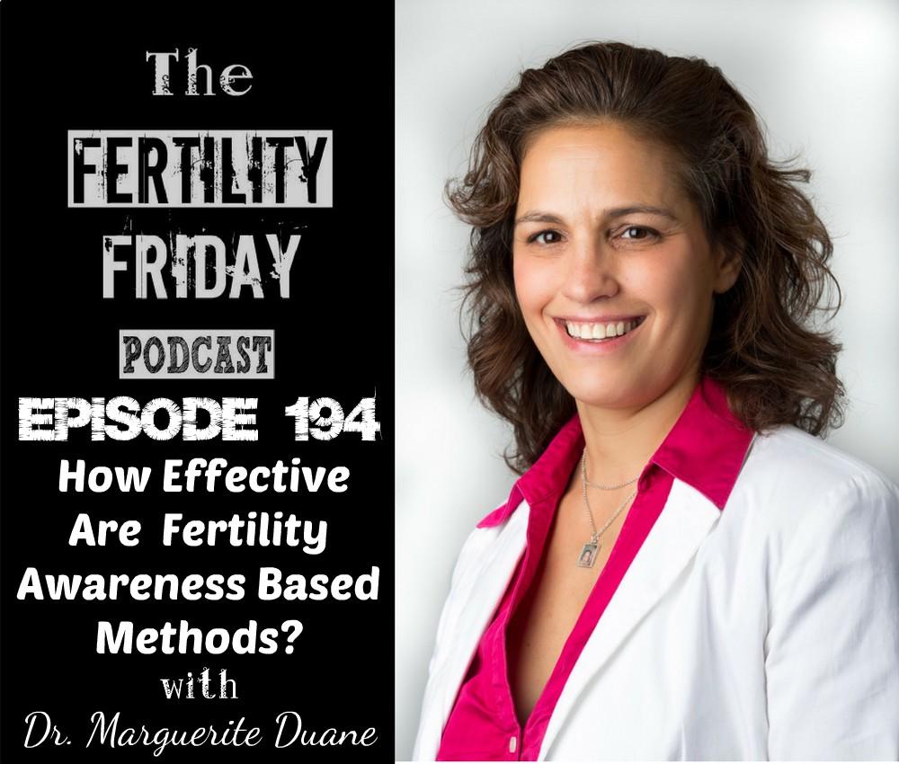 Fertility Awareness Method
