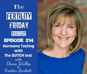 FFP 214 | Hormone Testing | The DUTCH Test |  Diana Walley | Kristen Burkett