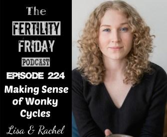 Making Sense of Wonky Cycles