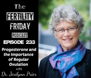 Dr. Jerilynn Prior