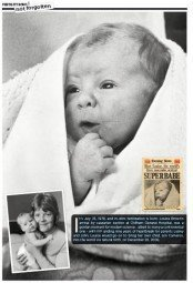 First IVF Baby