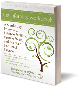 The Infertility Workbook – Barbara Blitzer