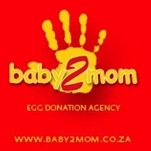 Baby 2 mom
