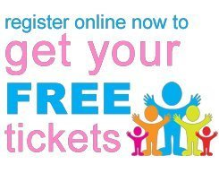 Get Your Building Families Show 2014 Tickets