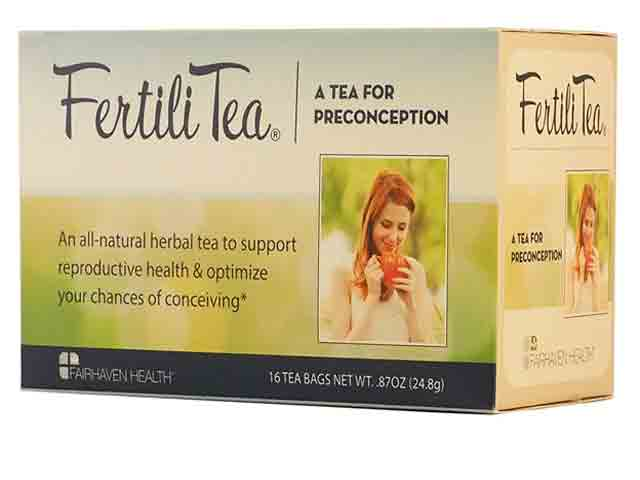 A Tea For conception