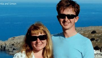 IVF Spain's Couple Anita and Simon update us their progress