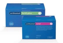 Orthomol Fertility Supplements