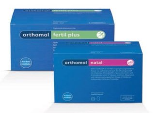 Orthomol Fertility Supplements