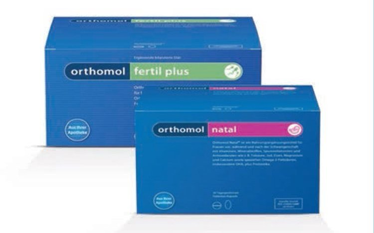 Win 30 Day Supply Of Orthomol Fertility Supplements For Men and Women